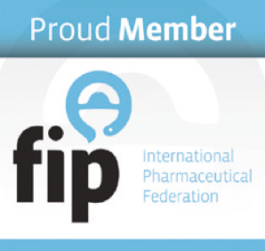fip international pharmaceutical federation logo